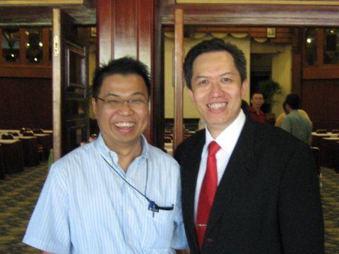 Hian and Adi W Gunawan