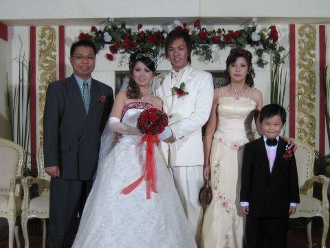 Pernikahan Sonny dan Nina